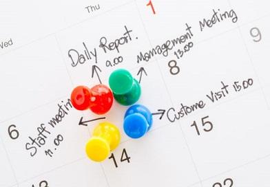 Tips Merancang Jadwal Kerja agar Produktivitas Terjaga